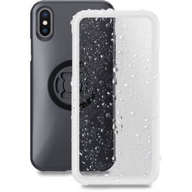 SP Connect Weather Cover iPhone X schwarz-transparent